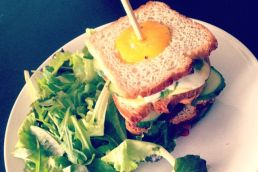 gezonde Club sandwich, recept