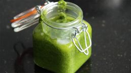 pesto maken pesto recept video