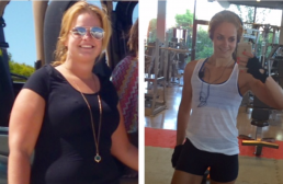anne 40 kilo lichter - anne afvallen - afvallen - dieet - get out of your fat suit - inspirirend